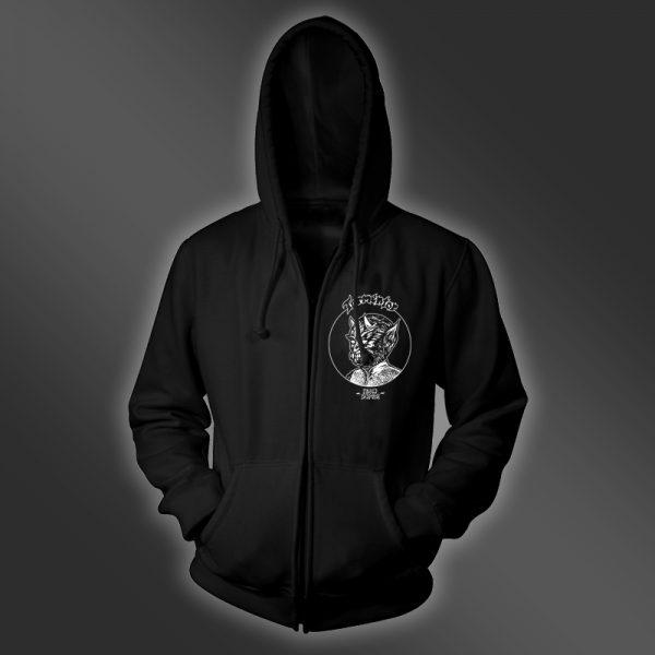 ANNODOMINI hoodie front
