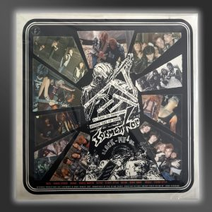 TORMENTOR vinyl Seventh Day of Doom back